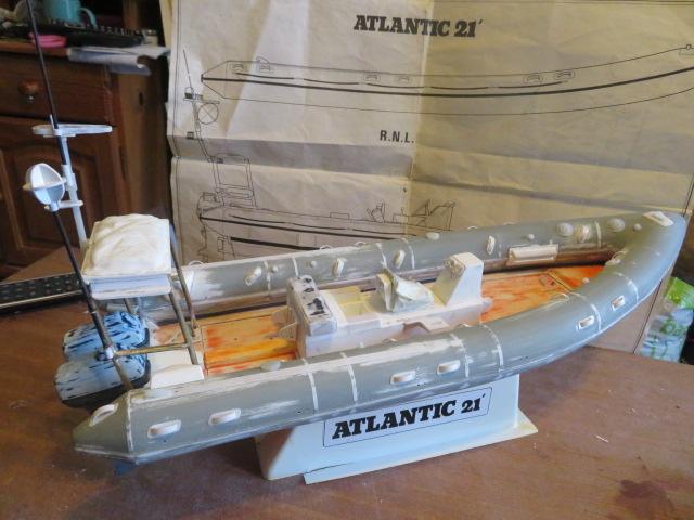 LESRO ATLANTIC 21 KIT. Img_7835