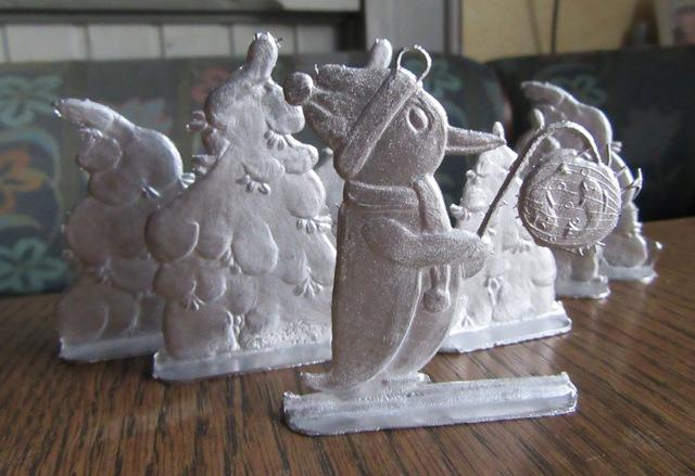 Laternenzug der Tiere, Flachfiguren 54 mm, Raizinn Img_1113