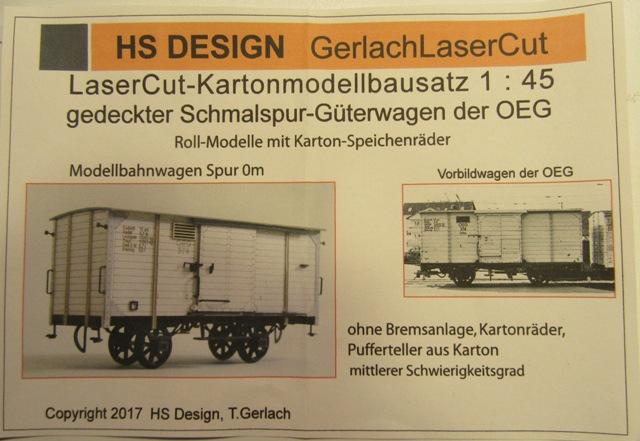 LC-Schmalspur Güterwagen der OEG, HS DESIGN, 1:45 Img_1320