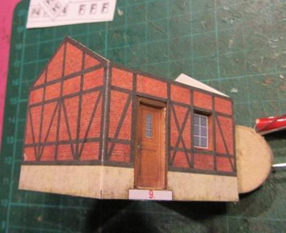 Bahnwärterhaus, 1:87, HS-DESIGN Img_1530