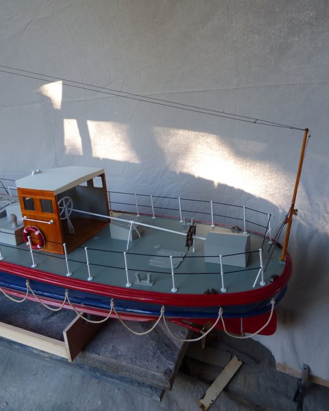 "Mystery ""new"" lifeboat. Dover_21"