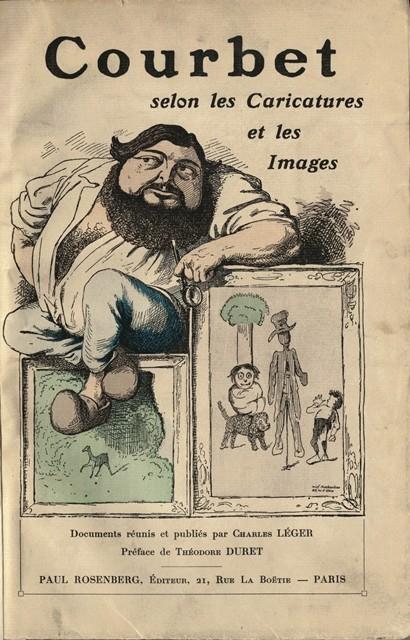 Courbet Gustave: autoportraits, portraits photographiques et caricatures du peintre - Page 3 1868_c10