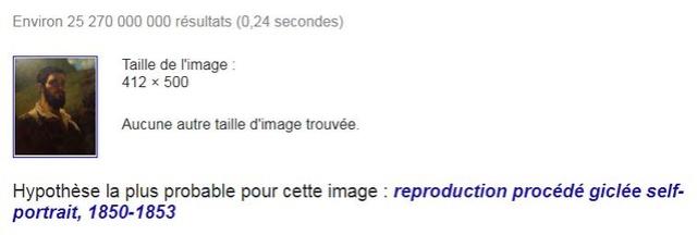 Reconnaissance d'image de Google Captur12