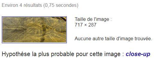 Reconnaissance d'image de Google Captur30