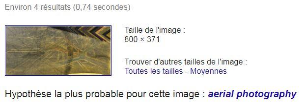 Reconnaissance d'image de Google Captur34