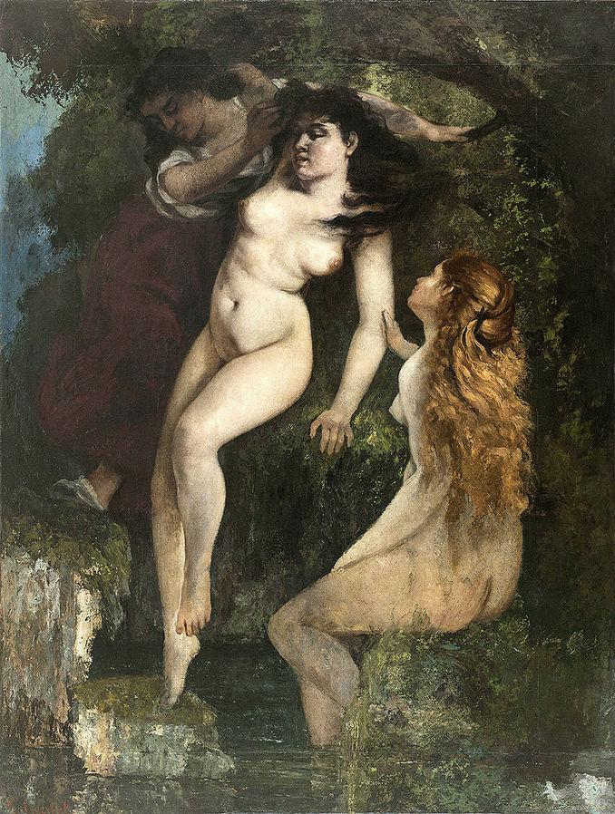 """Manet Edouard, """"Le déjeuner sur l'herbe"""" - Page 6 Courbe10"""