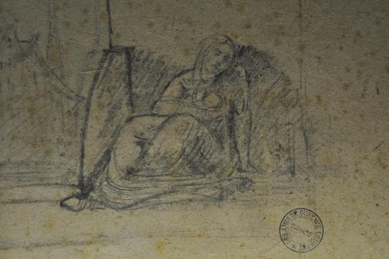 Courbet Gustave : le musée d'Ornans Courbe11