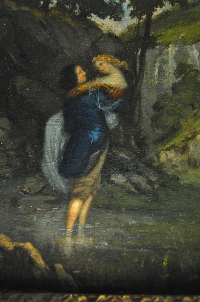 Courbet Gustave : le musée d'Ornans Courbe25