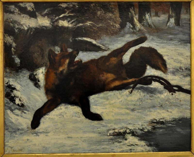 Courbet Gustave : le musée d'Ornans Courbe35