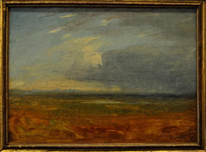 Courbet Gustave : le musée d'Ornans Courbe36
