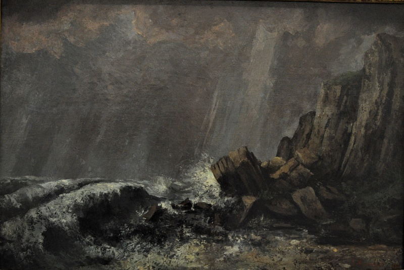 Courbet Gustave : le musée d'Ornans Courbe41