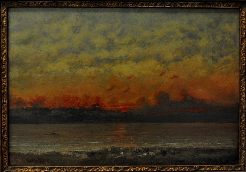 Courbet Gustave : le musée d'Ornans Courbe46