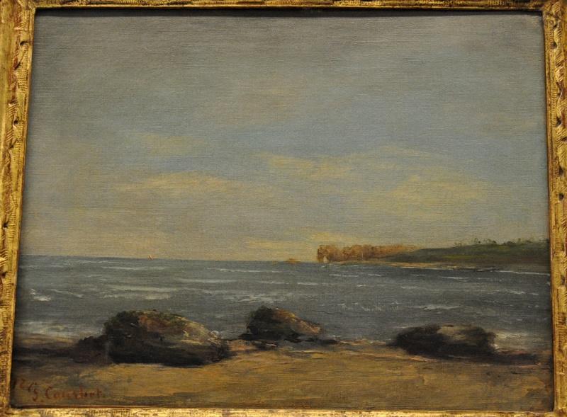 Courbet Gustave : le musée d'Ornans Courbe47