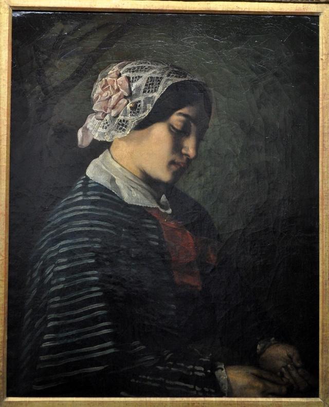 Courbet Gustave : le musée d'Ornans Courbe52
