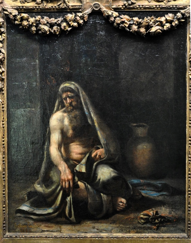 Courbet Gustave : le musée d'Ornans Courbe53