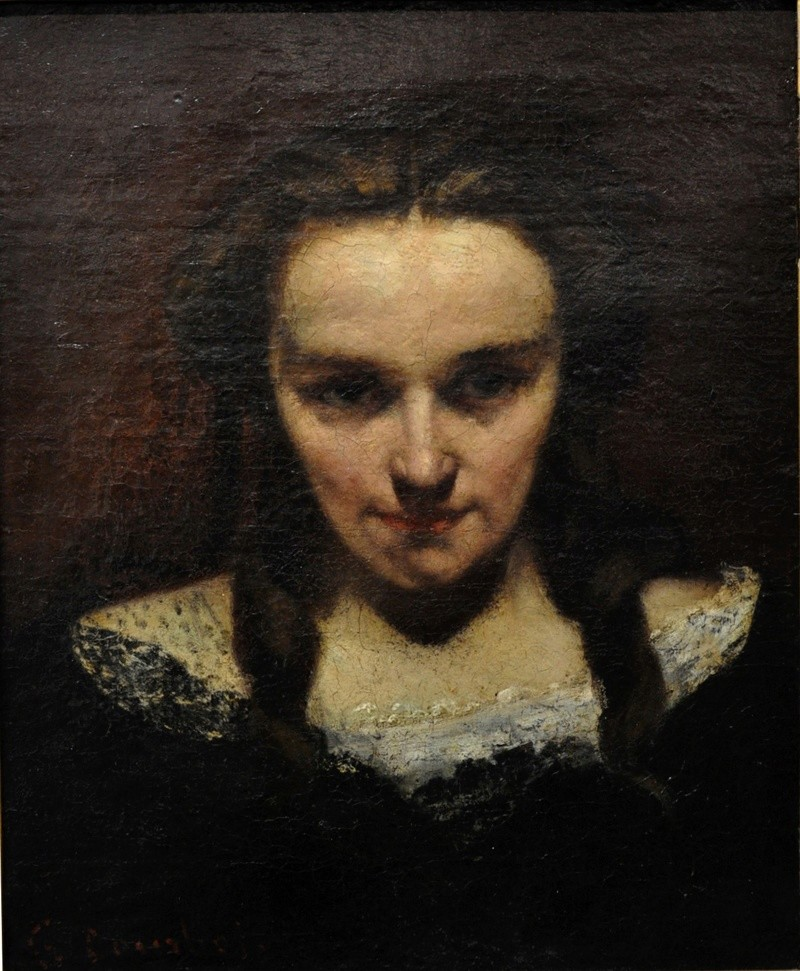 Courbet Gustave : le musée d'Ornans Courbe57
