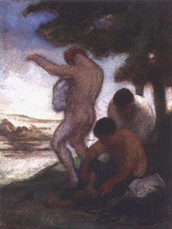 """Manet Edouard, """"Le déjeuner sur l'herbe"""" - Page 6 Daumie10"""