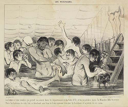 """Manet Edouard, """"Le déjeuner sur l'herbe"""" - Page 6 Daumie12"""
