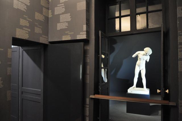 Courbet Gustave : le musée d'Ornans Dsc_0820