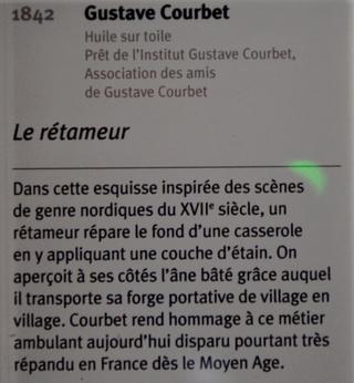 Courbet Gustave : le musée d'Ornans Dsc_0824