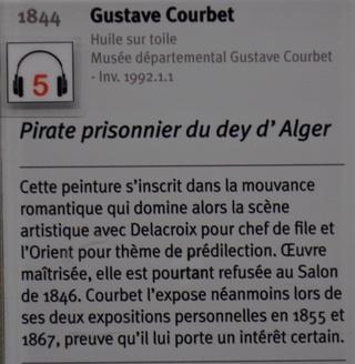 Courbet Gustave : le musée d'Ornans Dsc_0836