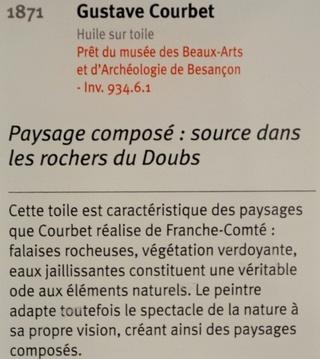 Courbet Gustave : le musée d'Ornans Dsc_0841