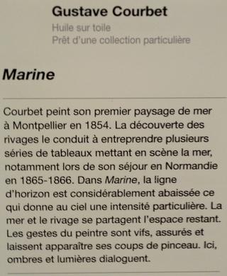 Courbet Gustave : le musée d'Ornans Dsc_0915