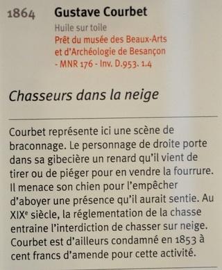 Courbet Gustave : le musée d'Ornans Dsc_0916