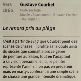 Courbet Gustave : le musée d'Ornans Dsc_0918