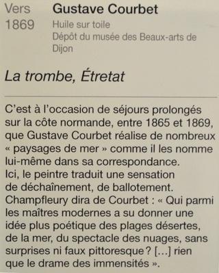 Courbet Gustave : le musée d'Ornans Dsc_0919