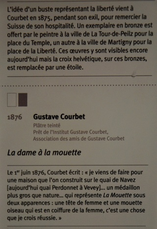 Courbet Gustave : le musée d'Ornans Dsc_0924