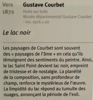 Courbet Gustave : le musée d'Ornans Dsc_0926