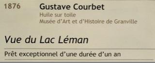 Courbet Gustave : le musée d'Ornans Dsc_0927
