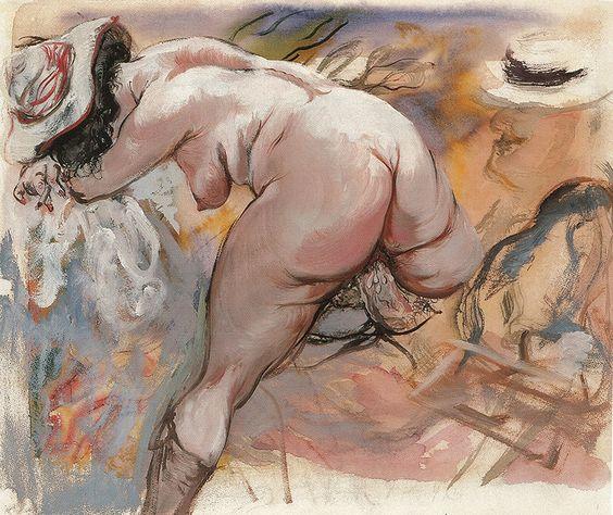 Grosz George, peintre du trou Eb545010