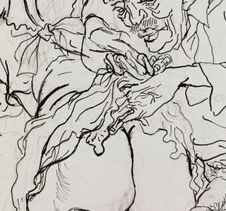 Grosz George, peintre du trou F210