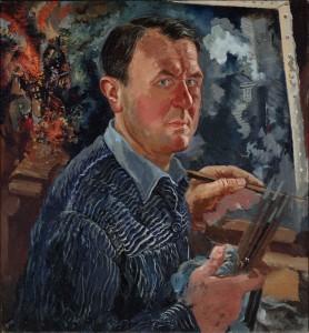 Grosz George, peintre du trou George10