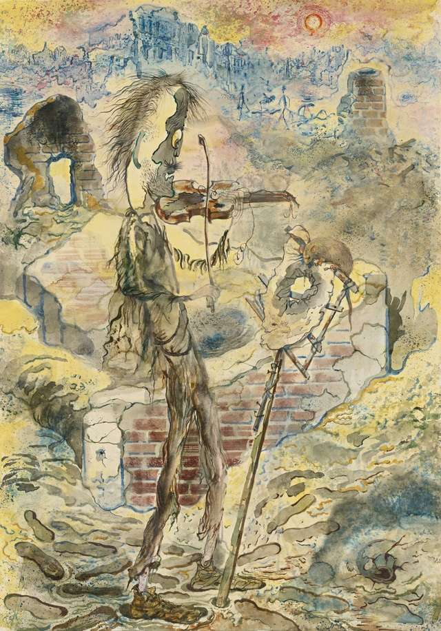 Grosz George, peintre du trou Grosz_78