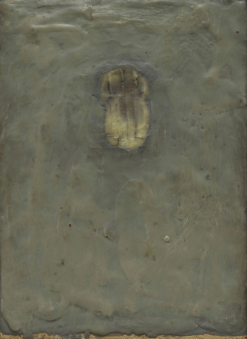 Jasper Johns et la remembrance (notes au jour le jour) Johns_10