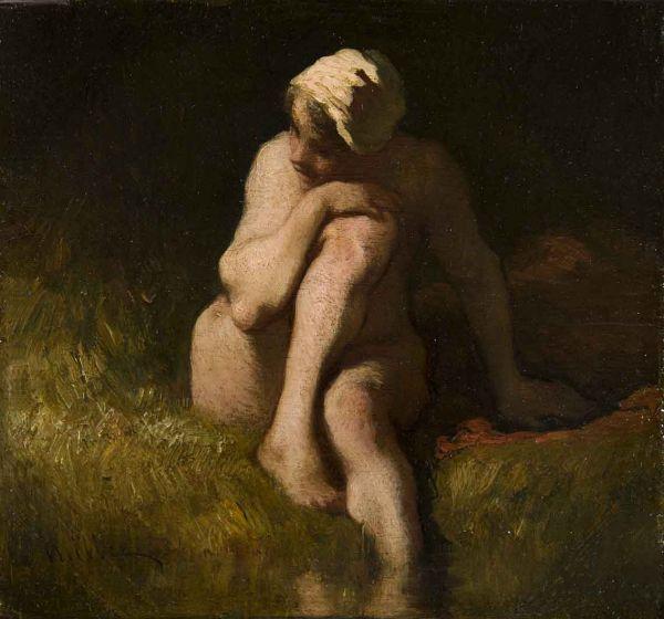"""Manet Edouard, """"Le déjeuner sur l'herbe"""" - Page 6 Millet10"""