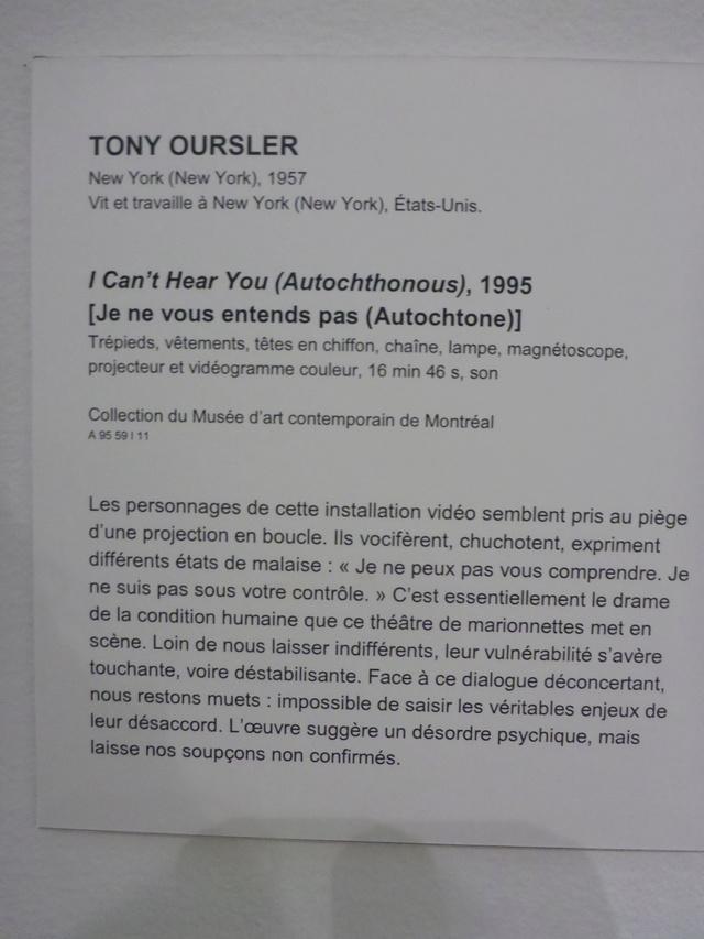 Tony Oursler P1050112