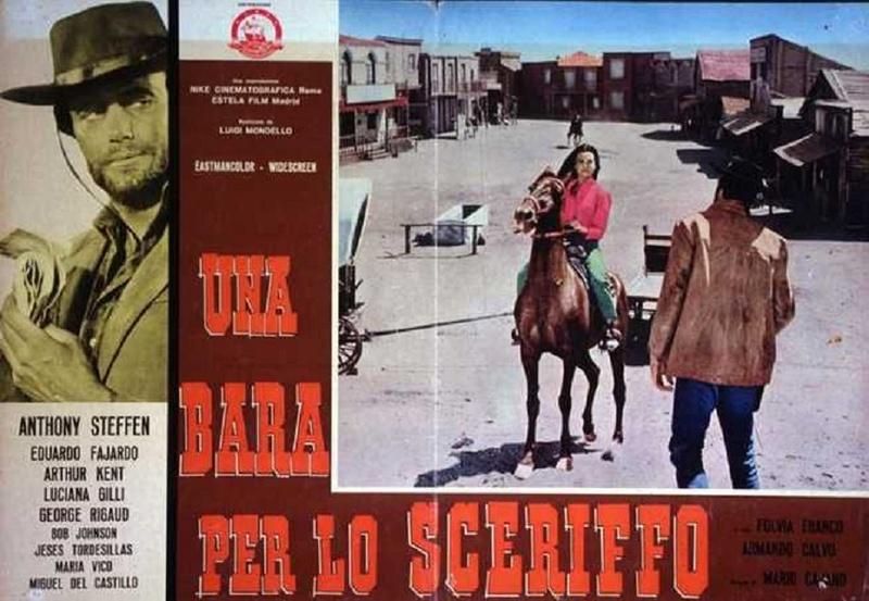 Un cercueil pour le shérif ( Una Bara per lo Sheriffo ) –1965- Mario CAÏANO - Page 2 00142310