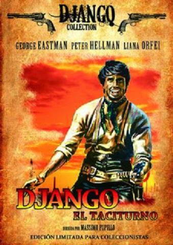 Django le taciturne (Bill il taciturno) - 1969 - Max Hunter (M. Pupillo)  010