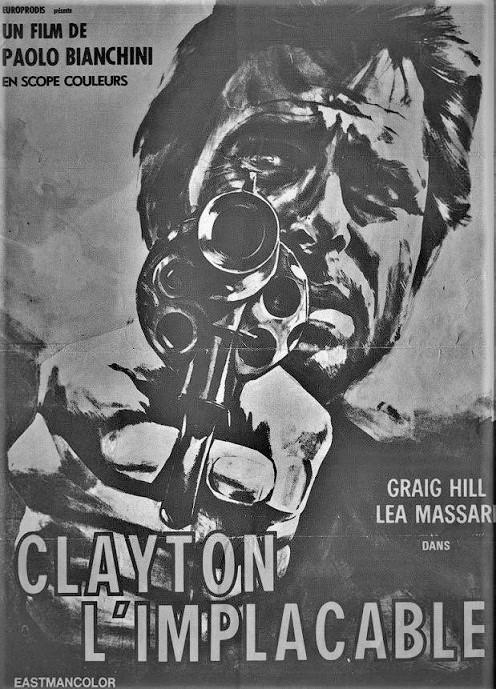 Clayton l'implacable - Lo voglio morto - Paolo Bianchini - 1968 - Page 2 110