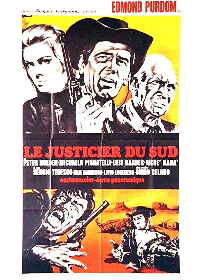 Le justicier du Sud. Piluk il timido. 1967.  Guido Celano. 15929810