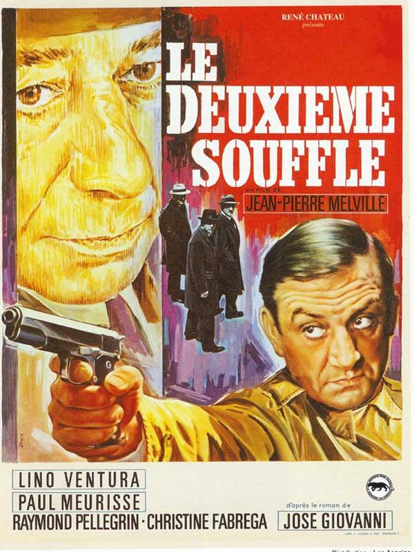 Le Deuxième Souffle. 1966. Jean-Pierre Melville. 18364310
