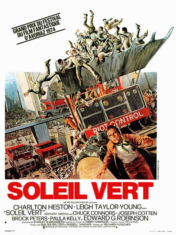 Soleil Vert - Soylent Green - 1973 - Richard Fleischer 18463410