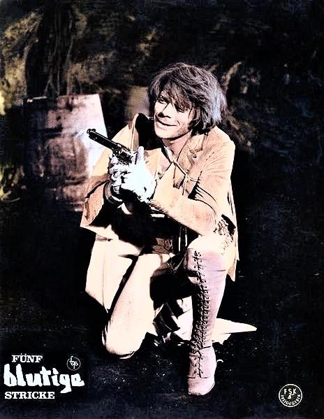 Avec Django la Mort est Là ! - Joko invoca dio....e muori - Antonio Margheriti -  1968 464px-10