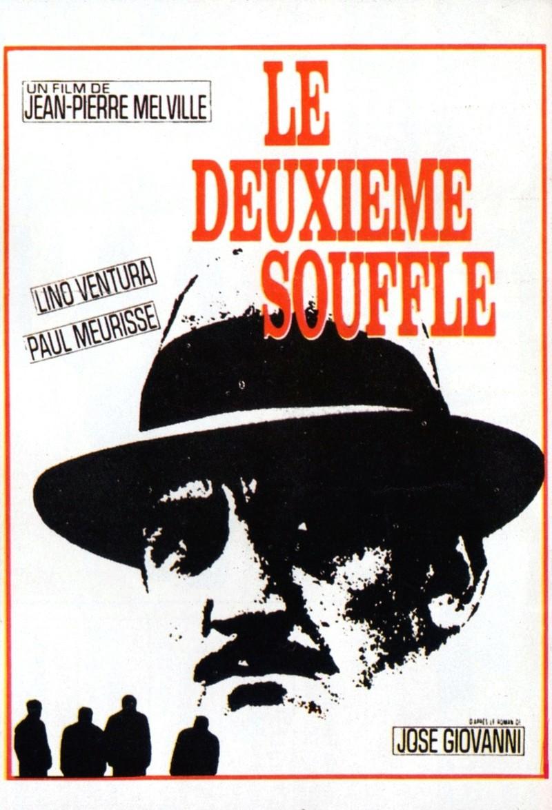 Le Deuxième Souffle. 1966. Jean-Pierre Melville. 4a50b011