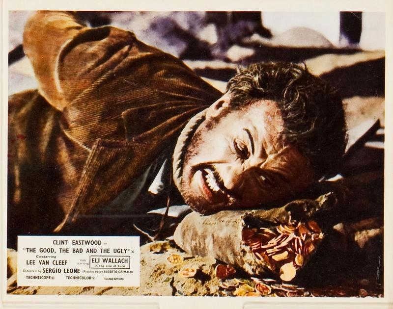 Le bon , la brute et le truand - Il buono, il brutto, il cattivo. - 1966 - Sergio Leone - Page 7 5610