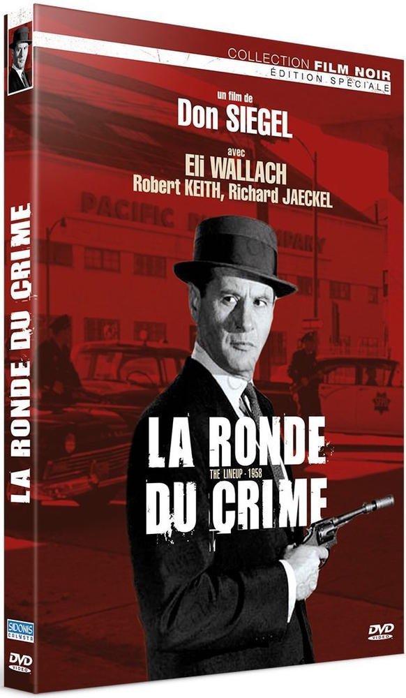 La Ronde du crime. The Lineup. 1958. Don Siegel. 61jtxa10